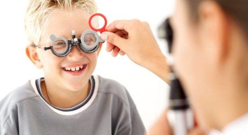 Αντιμετωπίσιμα τα περισσότερα προβλήματα στην όραση των παιδιών.